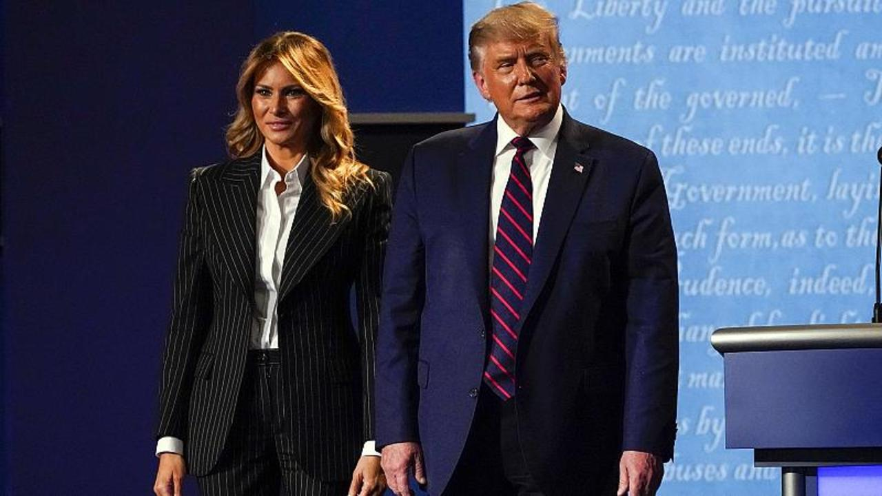 Donald Trump and first lady Melania Trump test positive for coronavirus