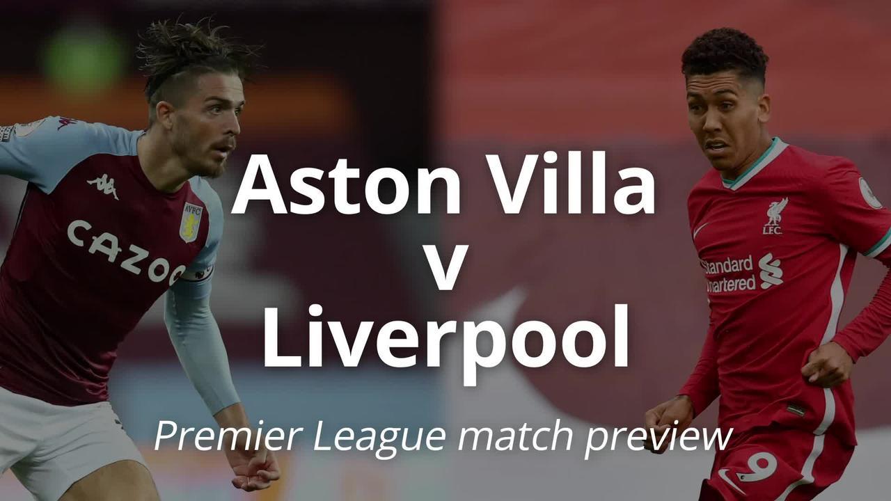 Aston Villa vs Liverpool Premier League: Live streaming ...