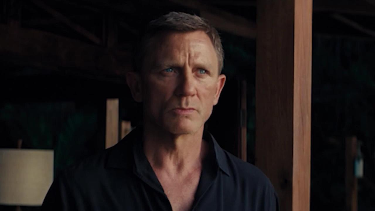 James Bond film No Time To Die delayed again until April