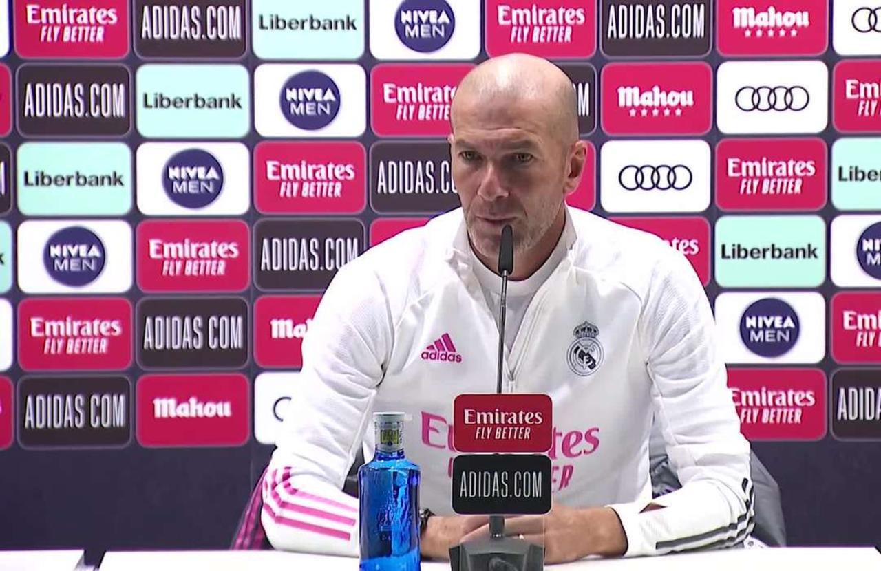 Zidane not worried injury-prone Hazard will turn out like Bale