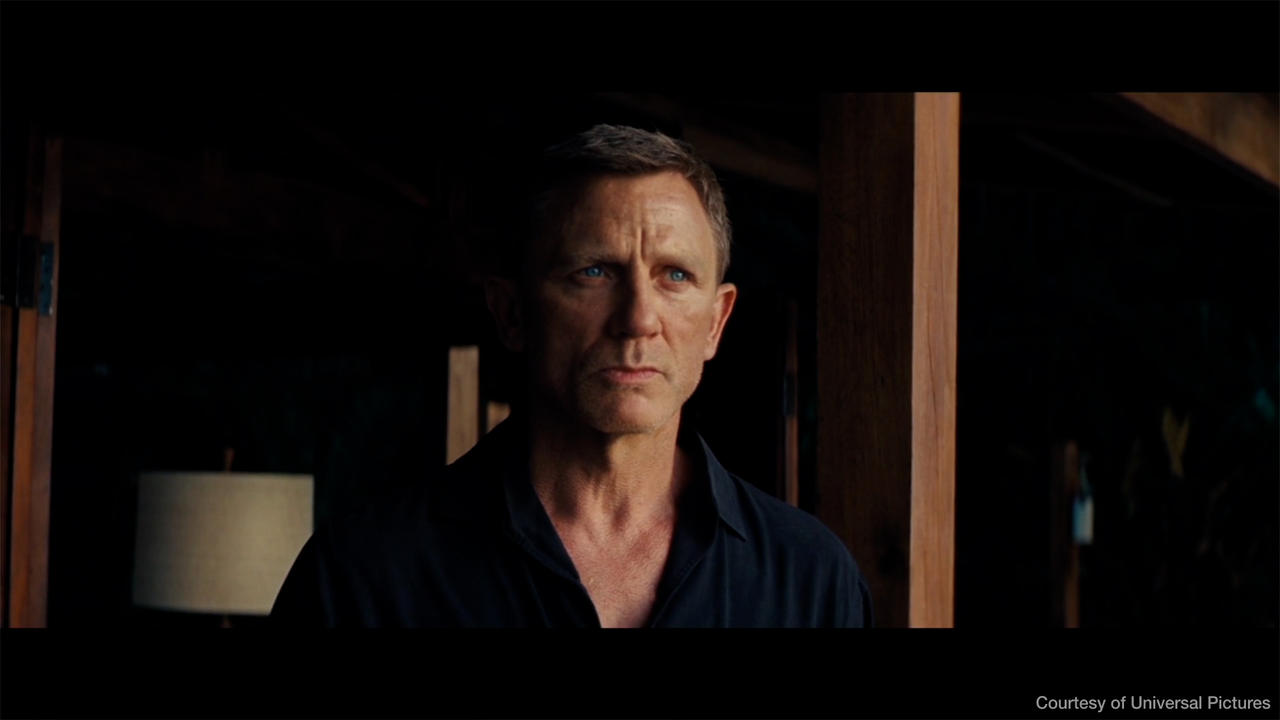 Daniel Craig's final outing as James Bond pushed to Easter