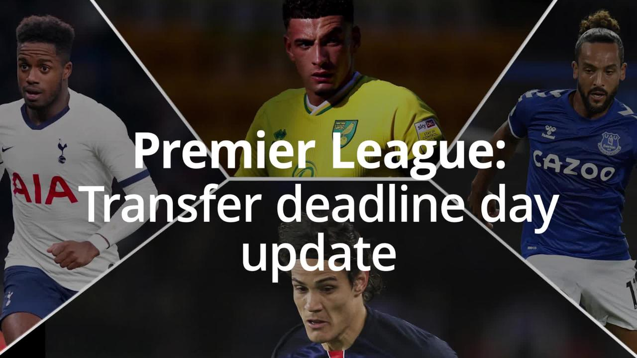 Transfer Deadline Day: Everton seal Godfrey move