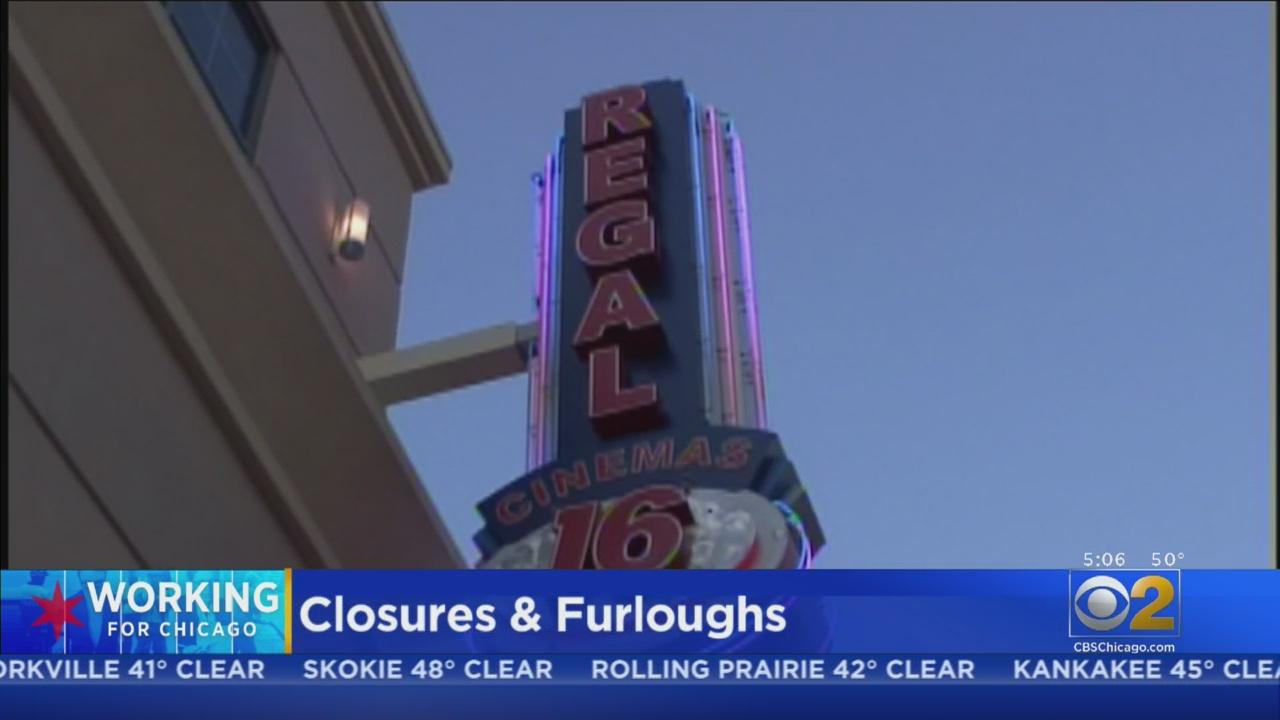Regal Cinemas Temporarily Closing Theaters Thursday, Including 8 In Chicago Area