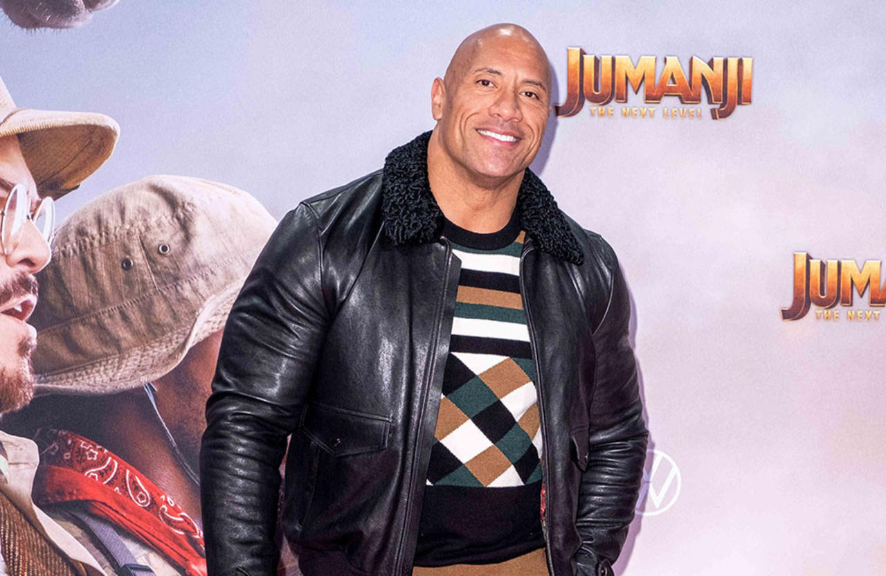 Dwayne Johnson urges people to 'speak your truth' as he celebrates becoming 'the Number One followed American man in the w
