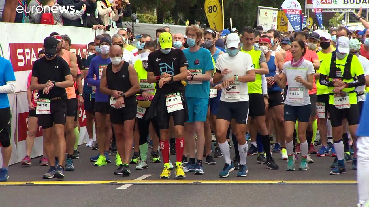 Hungary's Budapest marathon goes ahead despite coronavirus fears