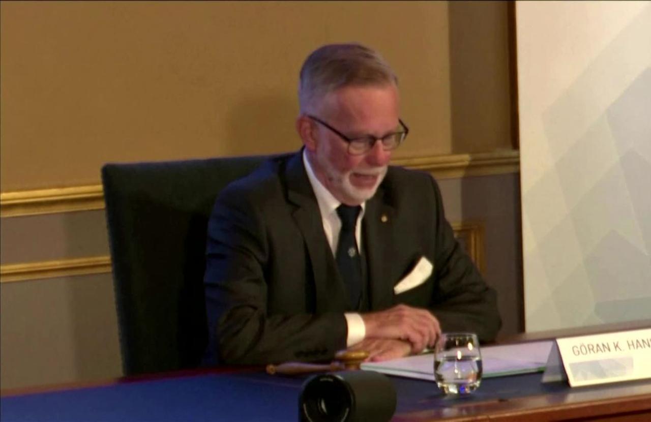 Paul Milgrom, Robert Wilson win Nobel economics prize