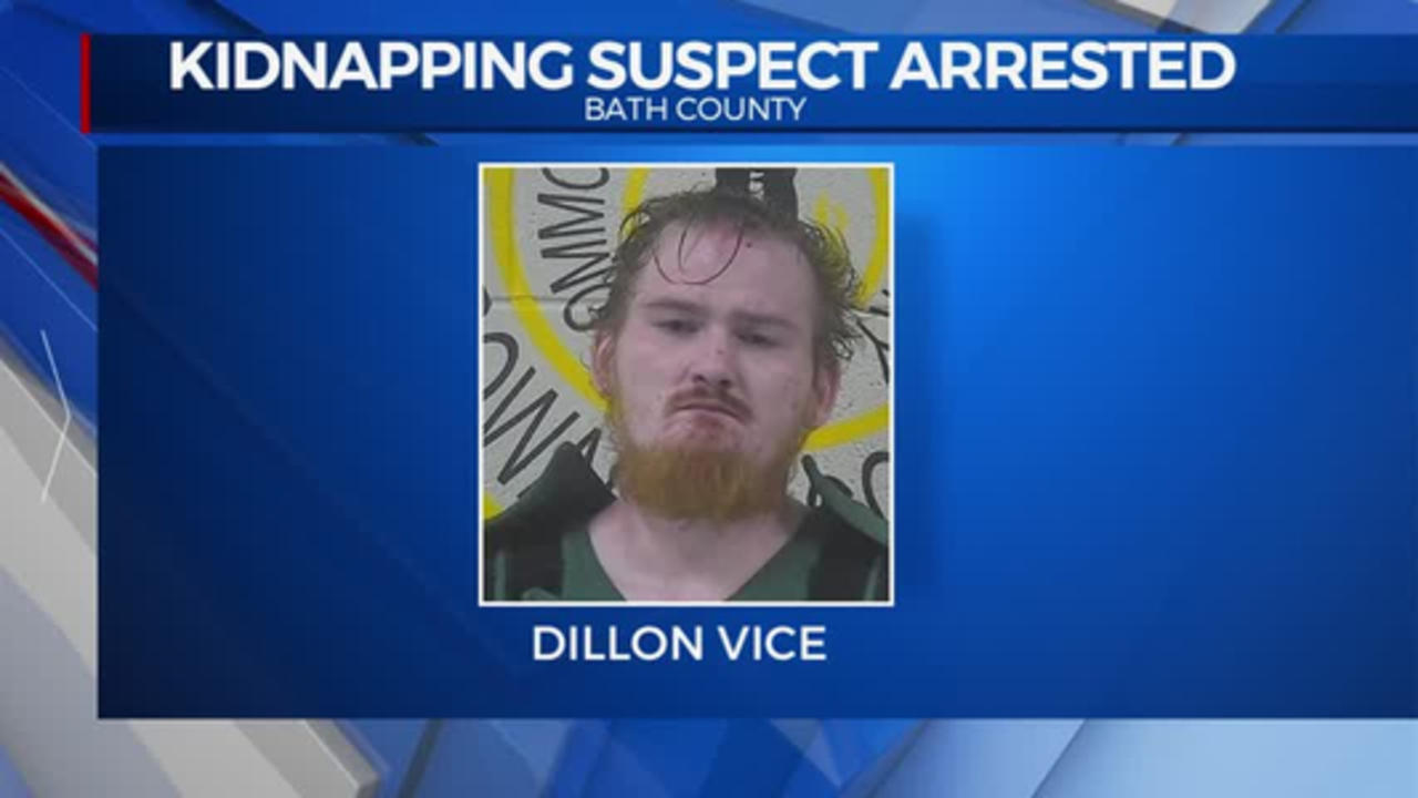 kidnapping suspect Vice