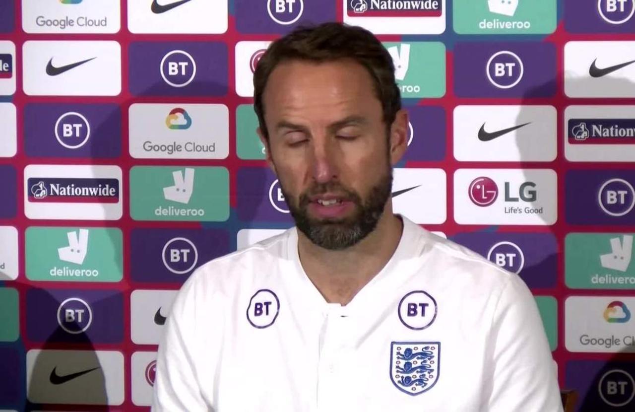 Kane 'was never injured', says England's Southgate