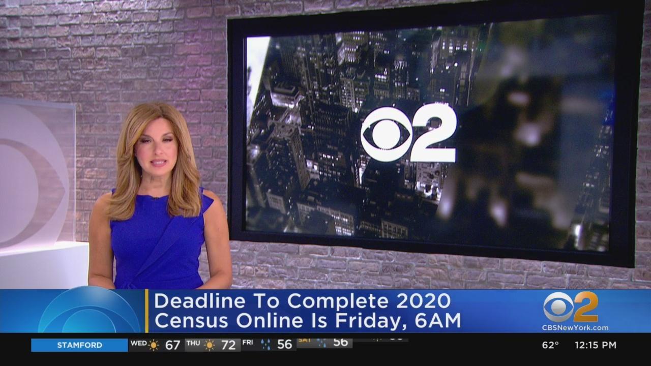 New Deadline Set To Complete Census