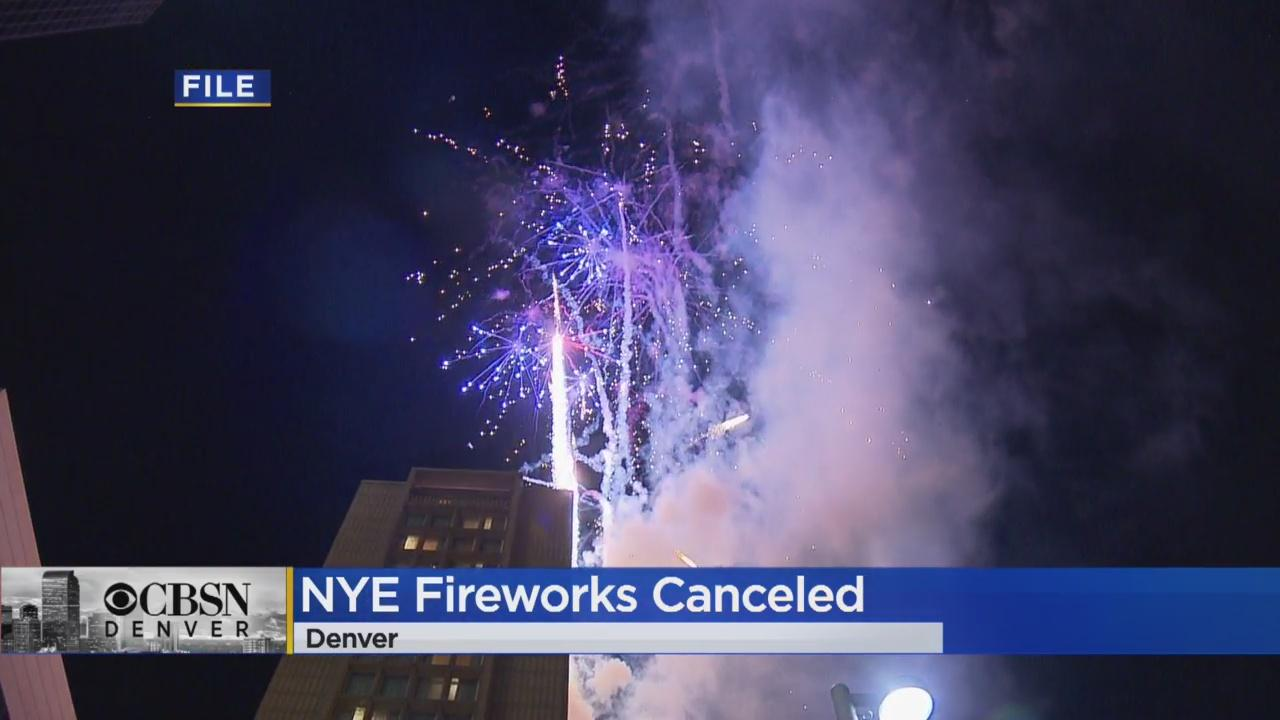 Fireworks Won't Ring In 2021 On Denver's 16th - One News Page VIDEO