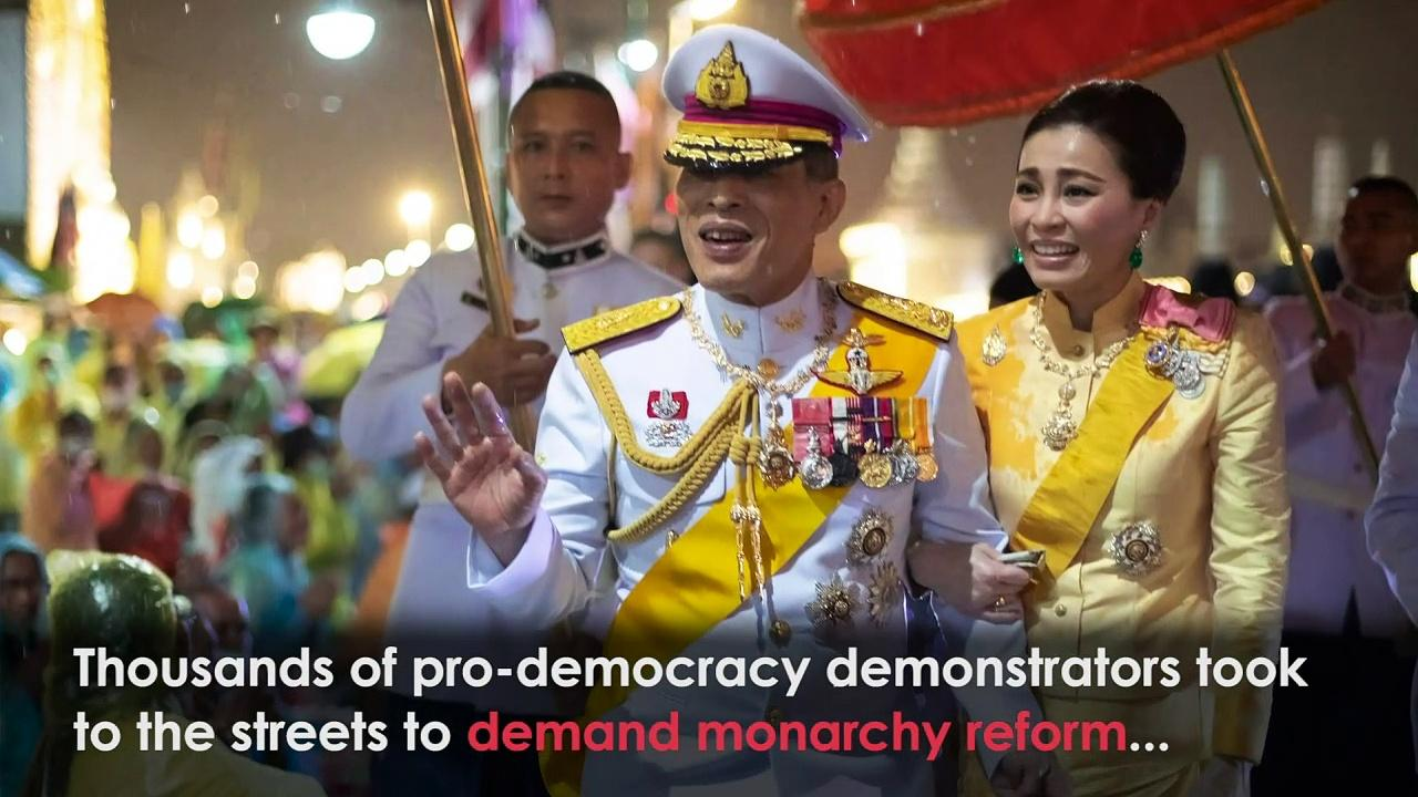 Thai Protesters Defy Ban on Large Gatherings - One News Page