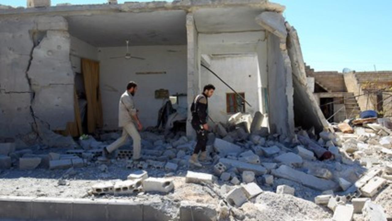 Syria-Russia alliance targeted civilians in Idlib: HRW report