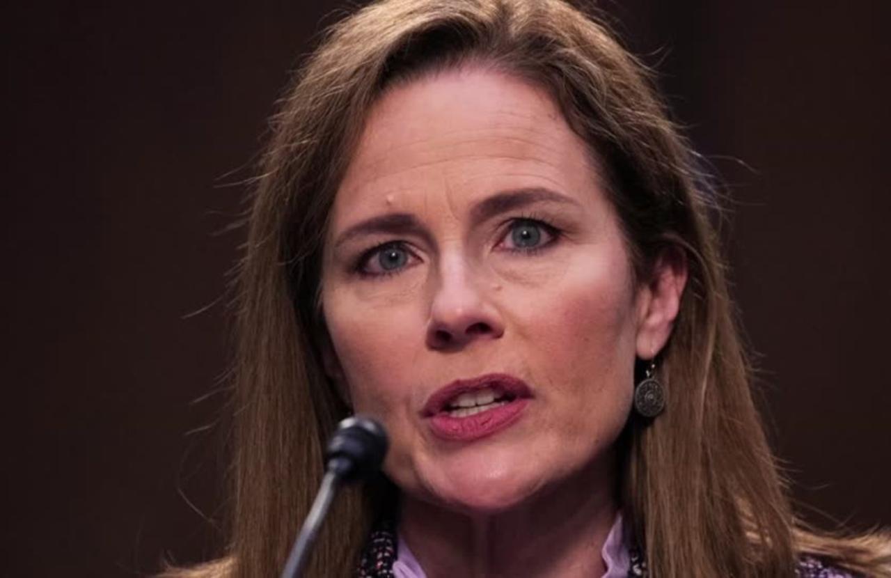Democrats object as Senate panel sets Barrett vote