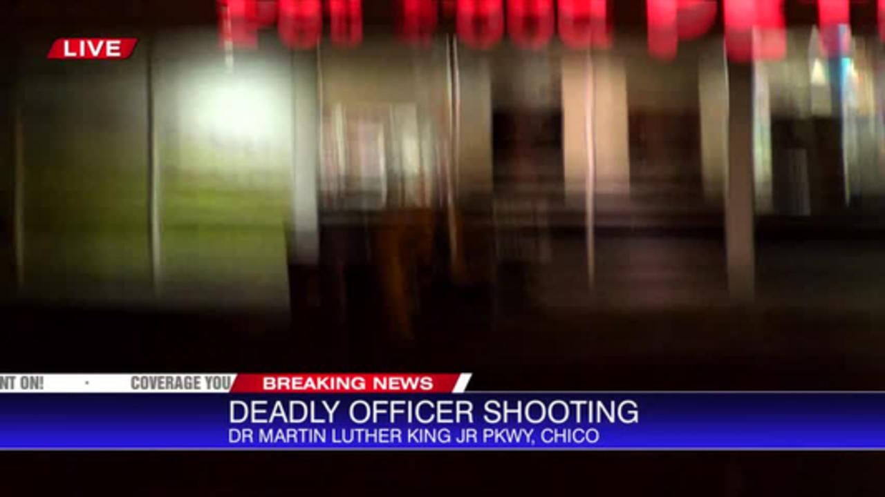 Authorities still on scene Thursday morning after officer-involved shooting at Chico pet store