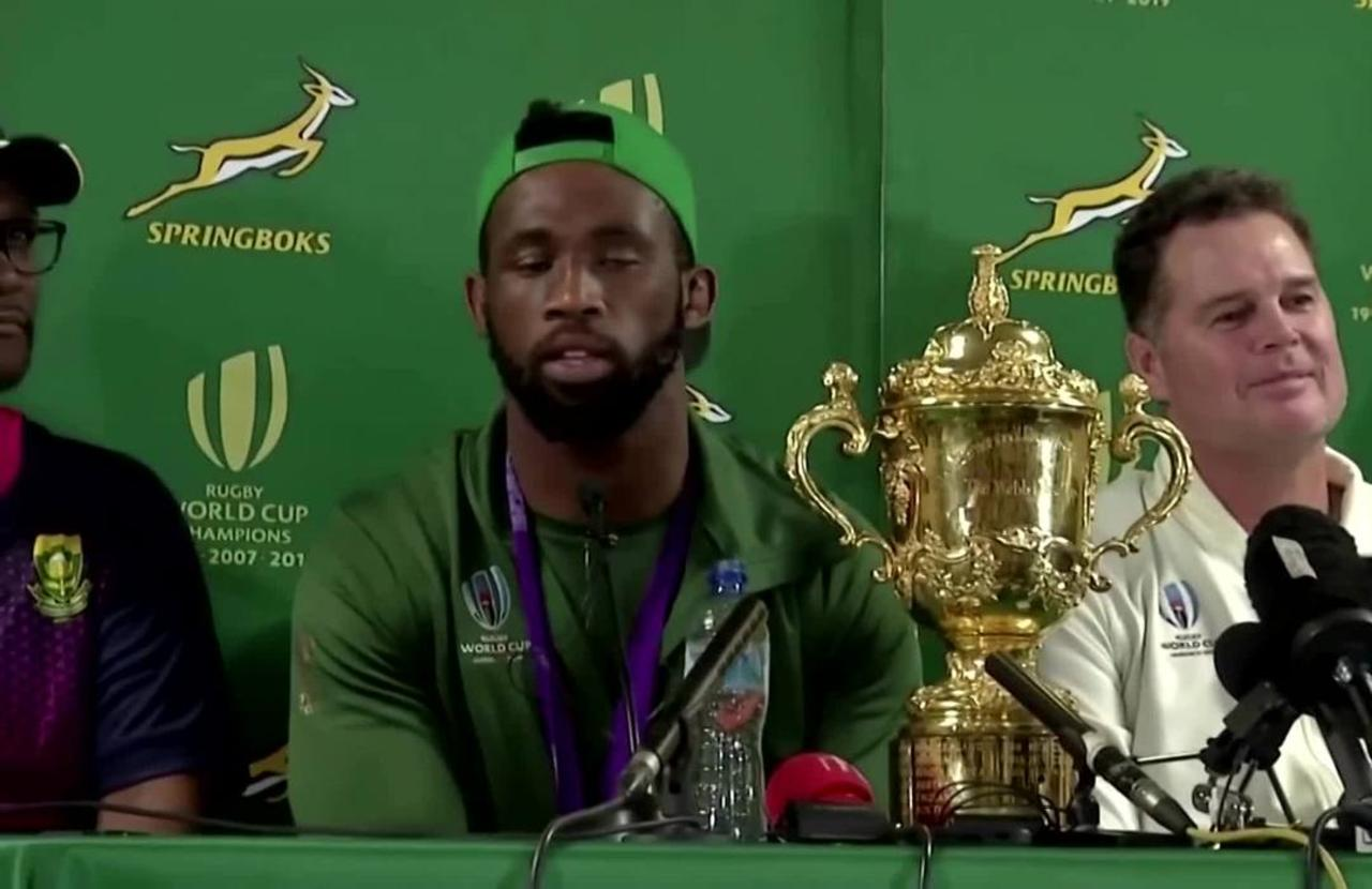 World champs South Africa withdraw from Rugby Championship