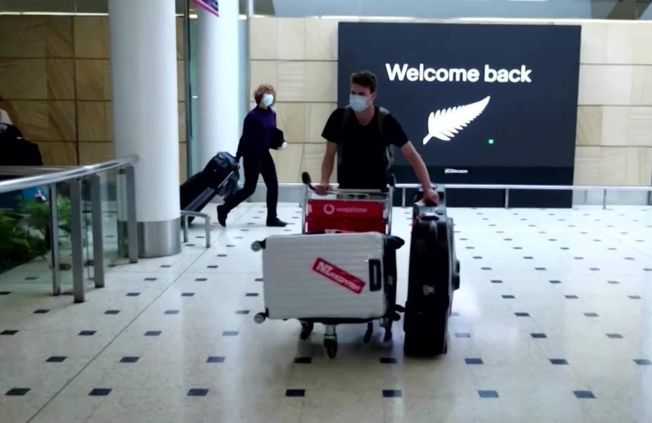 First 'no-quarantine' flights land in Australia