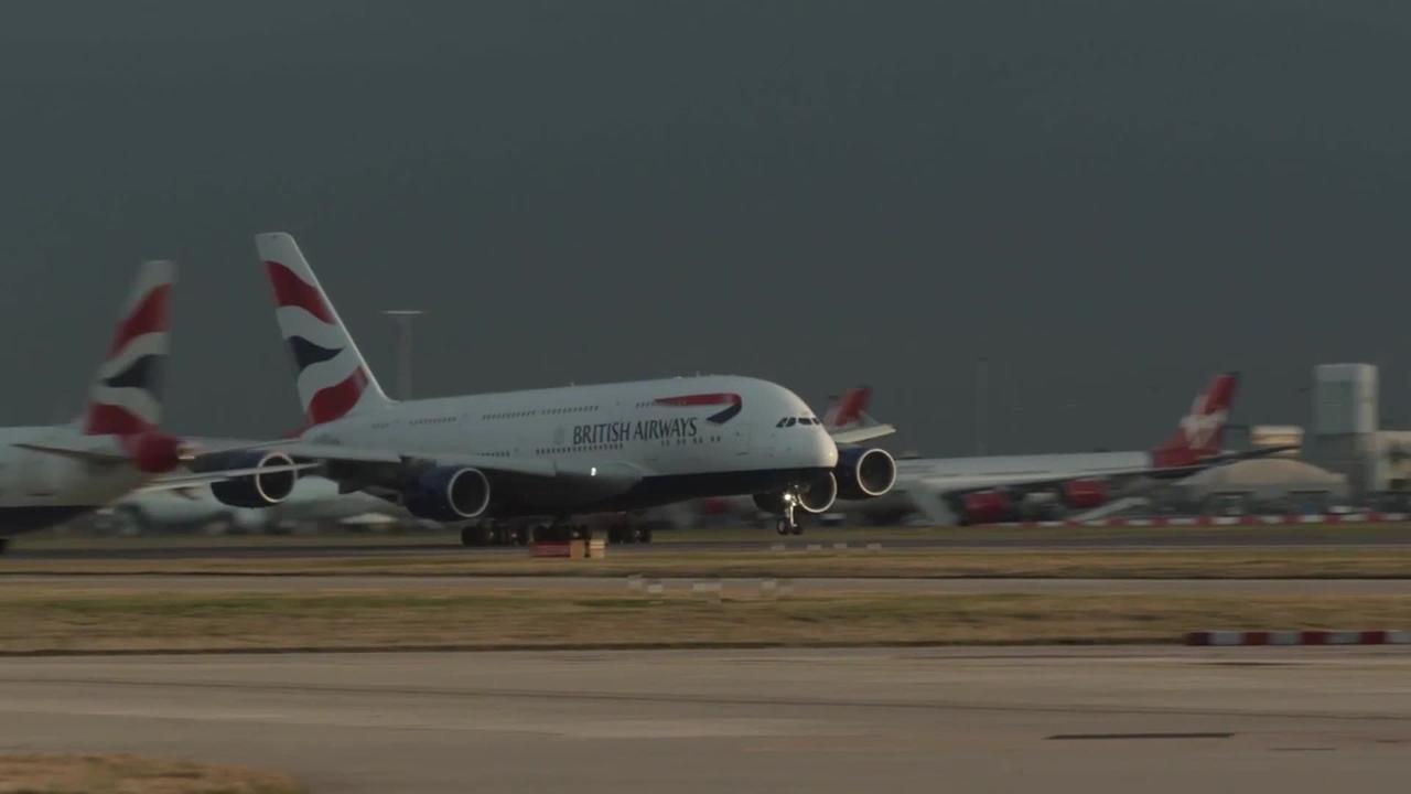 British Airways fined £20m over data hack
