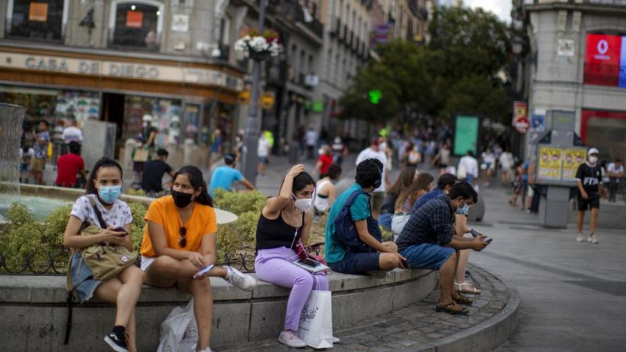 Coronavirus: Madrid's tourism trade struggling as visitors stay away amid pandemic