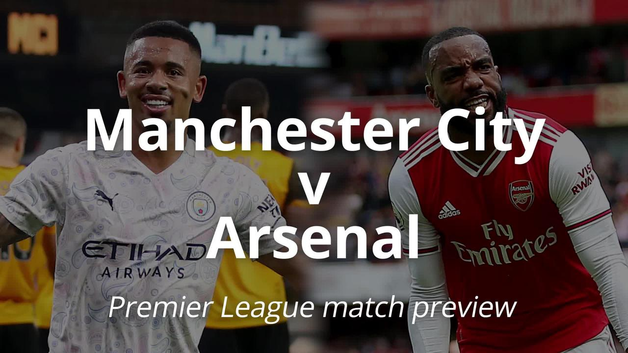 Manchester City v Arsenal: Premier League match preview