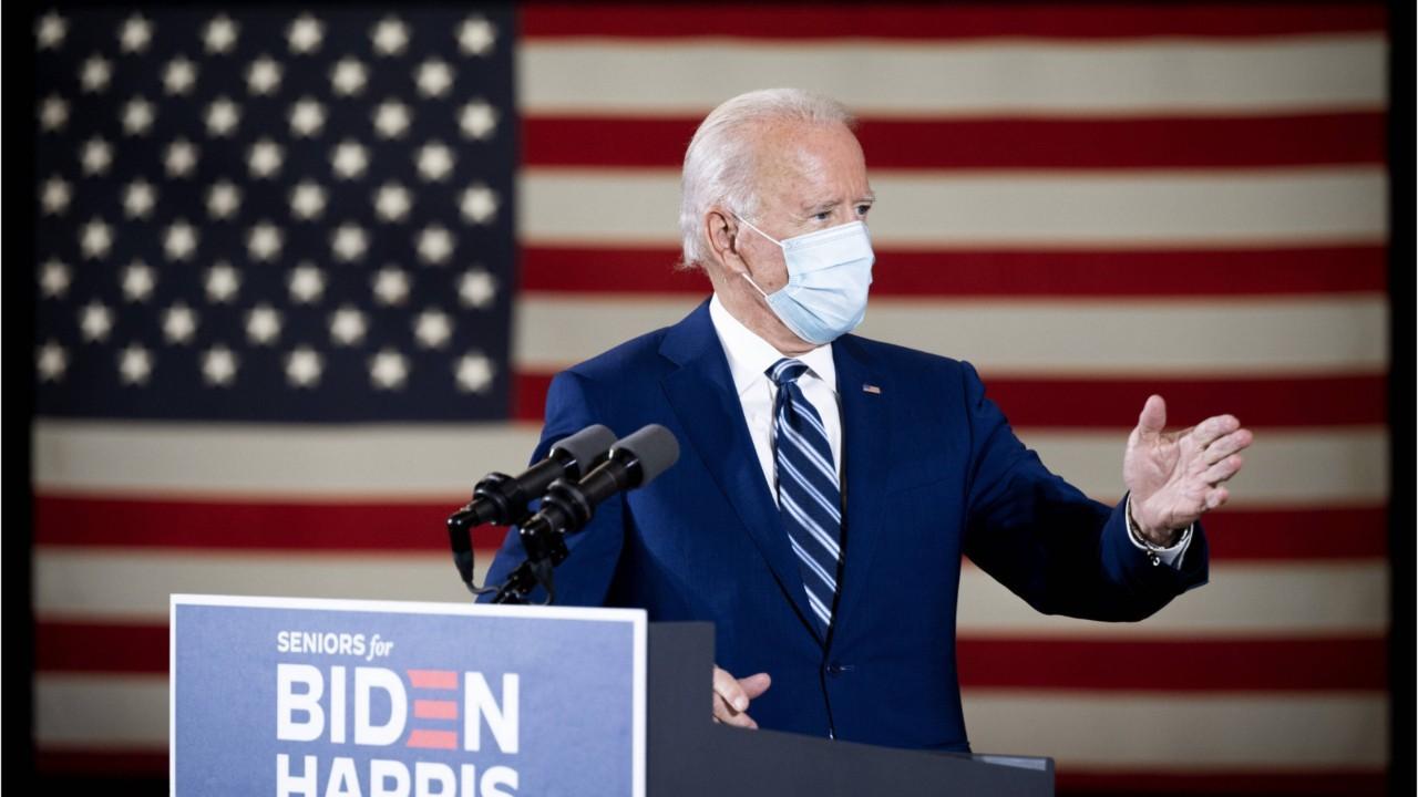 Joe Biden Calls Transphobic Violence 'Unacceptable'