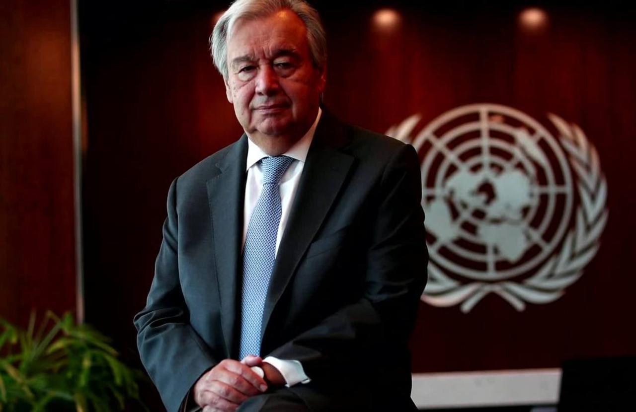 Divided world is failing COVID-19 test: U.N. Chief