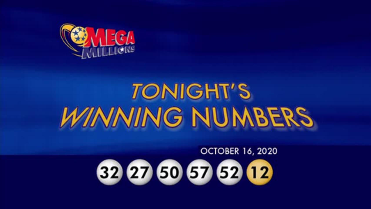 Mega Millions winning numbers for October 16th, - One News ...