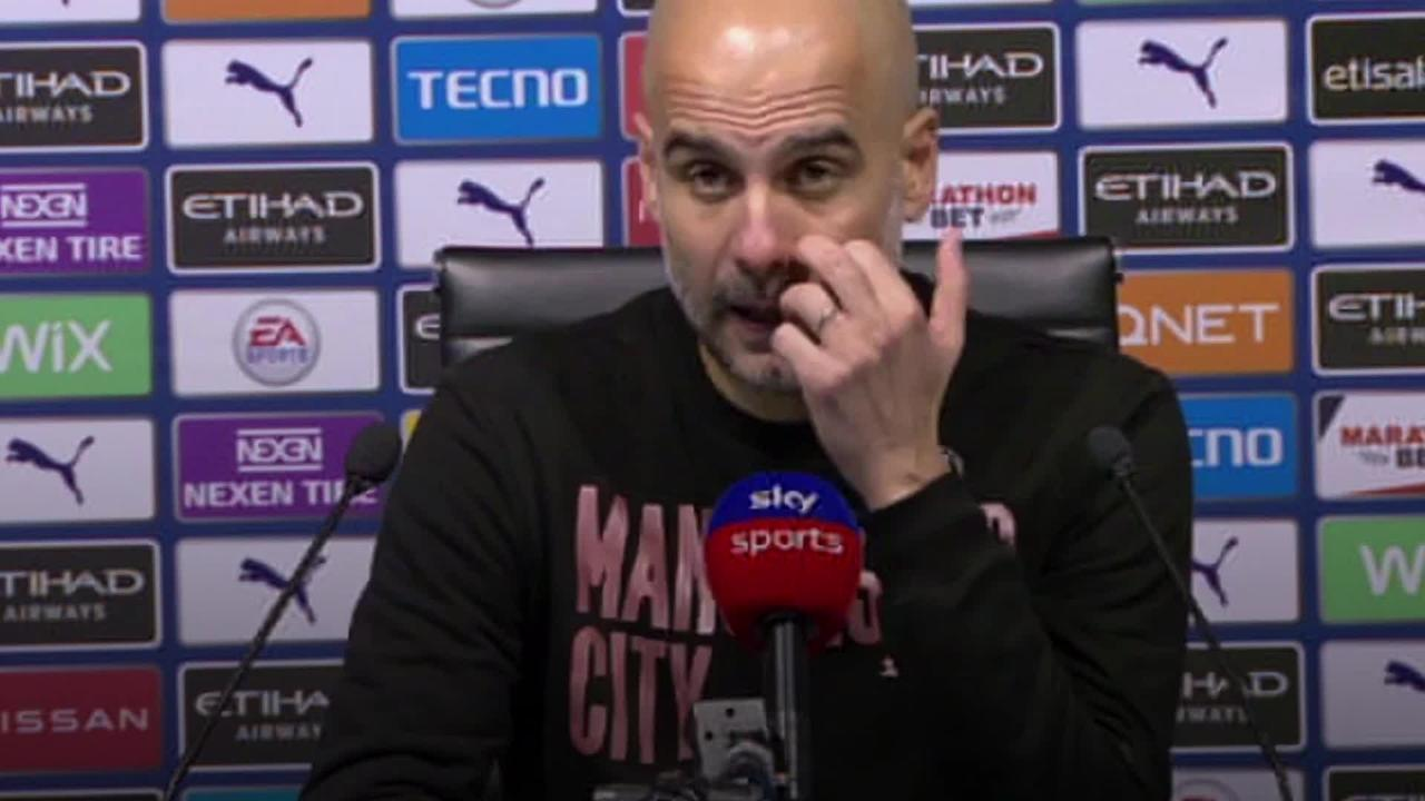 Pep Guardiola hails Manchester City's 'important' win over Arsenal