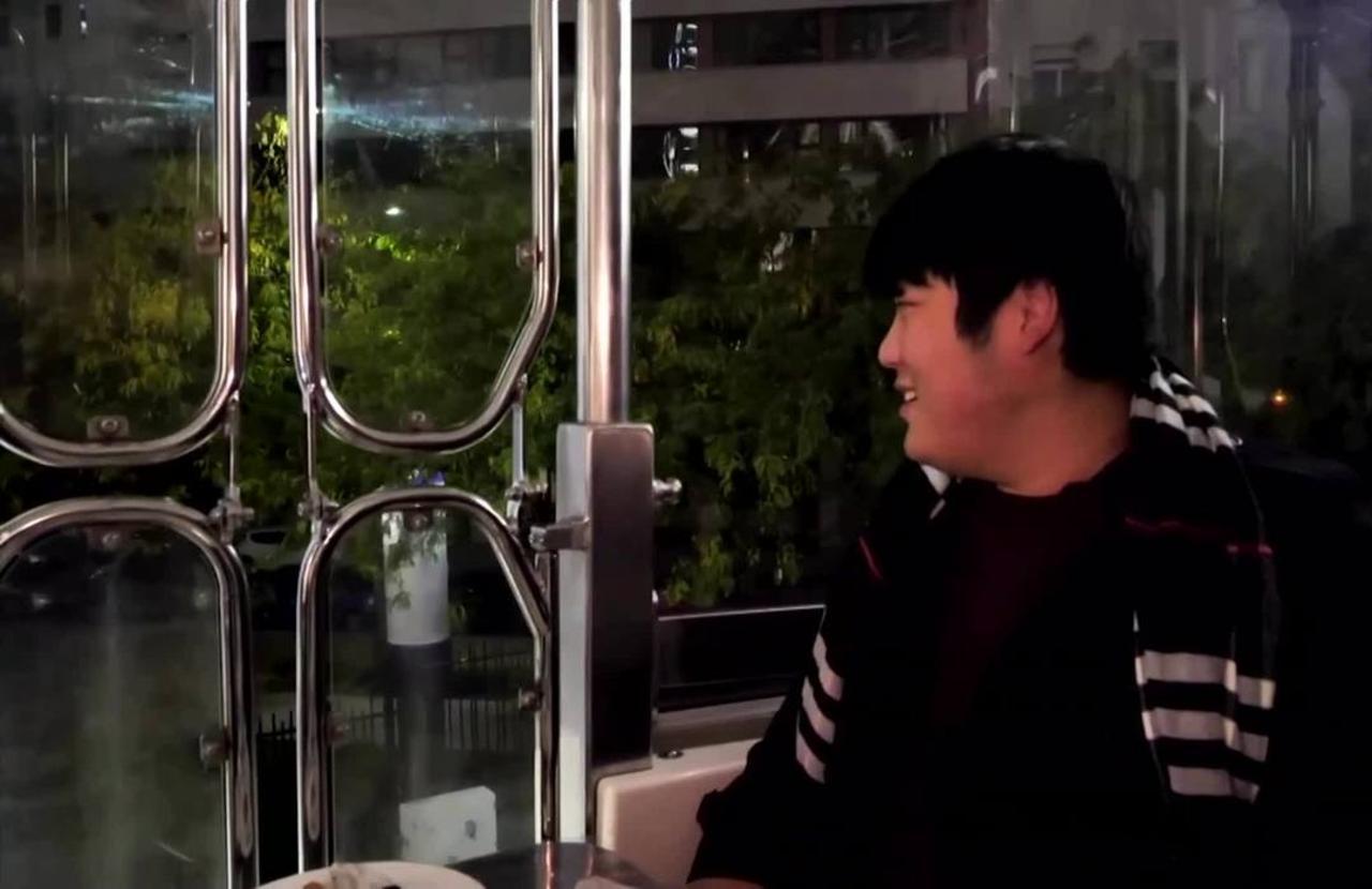 A Michelin-starred meal on a Ferris wheel
