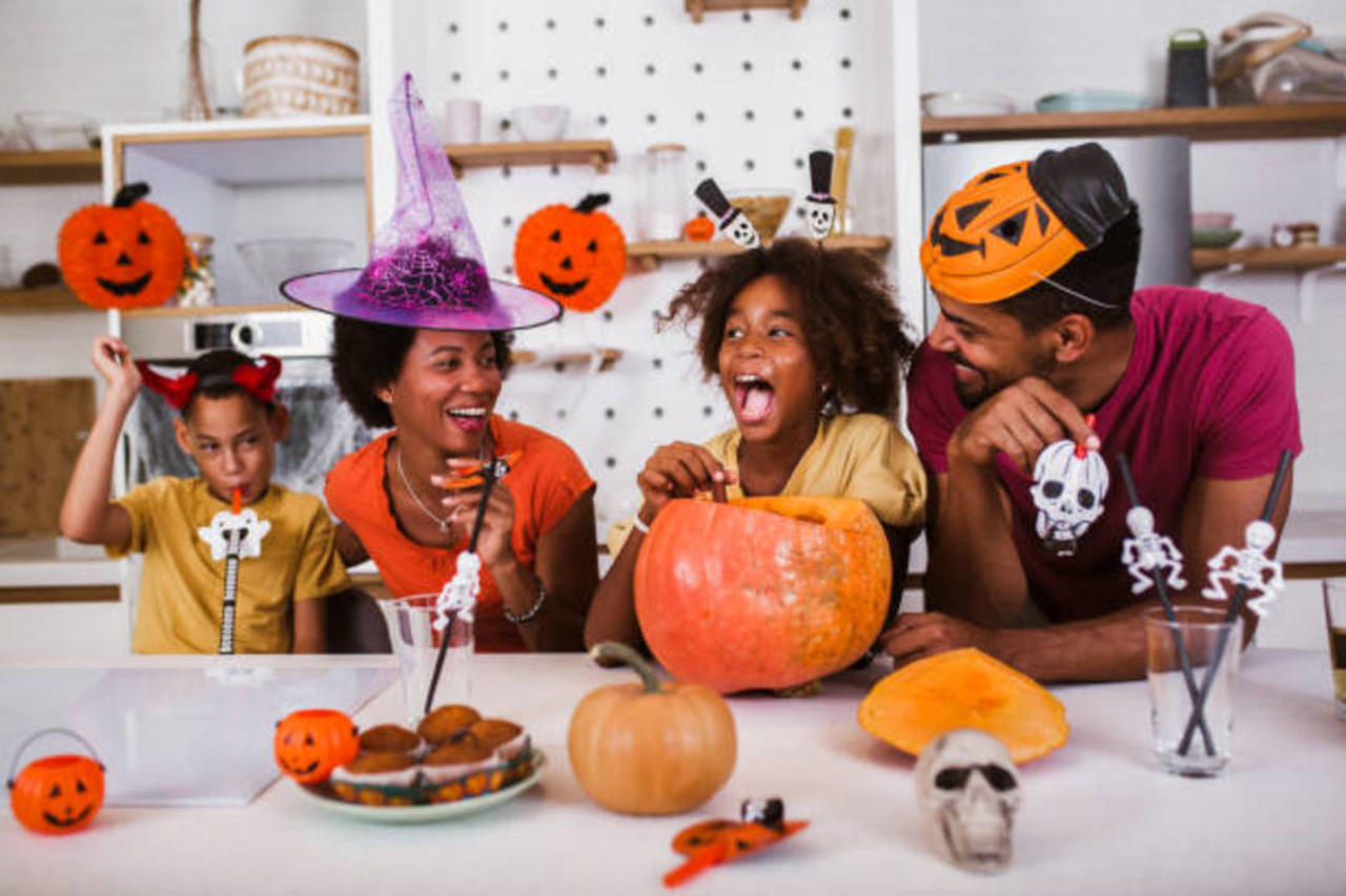 13 Ways to Celebrate Halloween at Home This Year