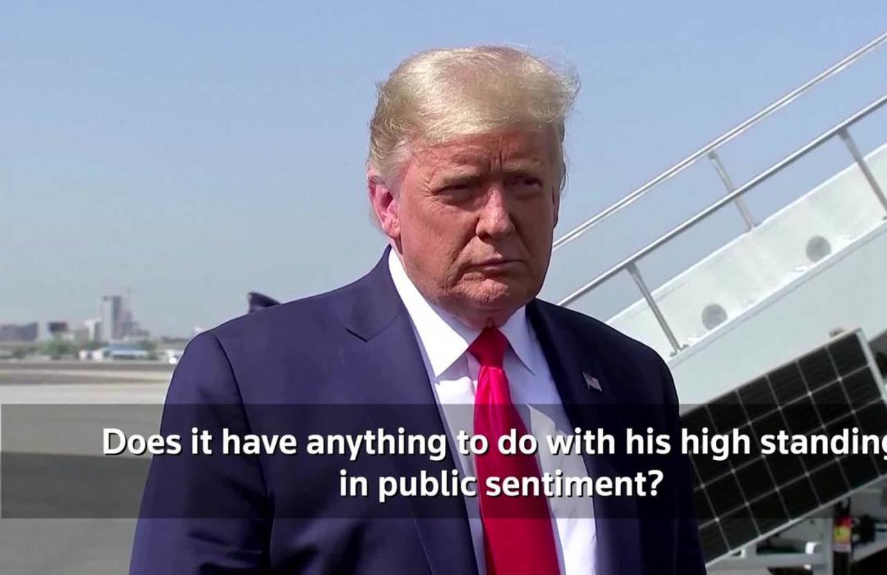 Trump: Dr. Fauci has made 'bad calls'