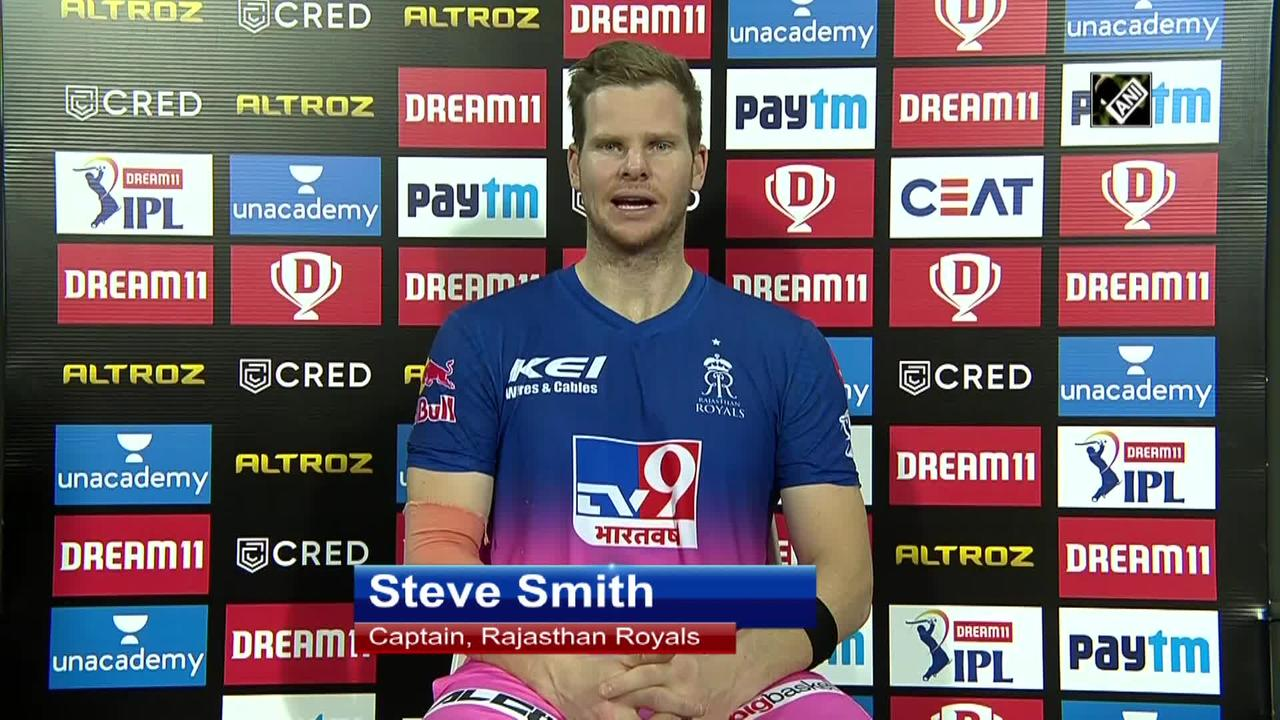 'Plan was to get two points,' says Steve Smith after 7-wicket triumph over CSK