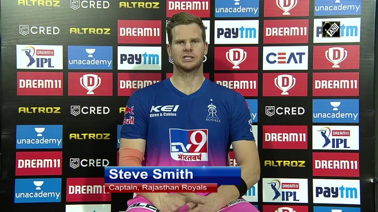 'Cannot rely on luck, have to win every game,' says RR Skipper Steve Smith