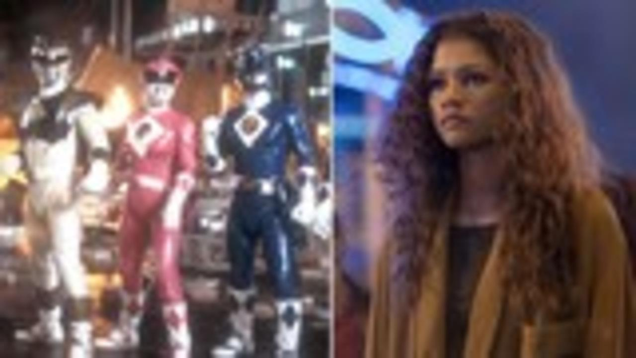 'Euphoria' Returning With Two Special Episodes, New 'Power' Rangers Projects On the Way & More | THR News