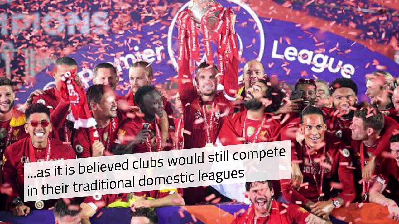Liverpool and Man Utd in talks to form new European League