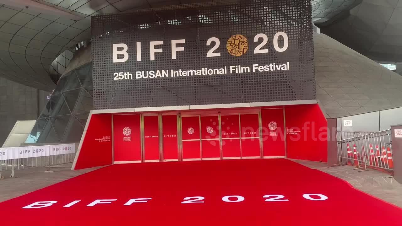 Asia's largest film festival kicks off despite COVID-19 pandemic
