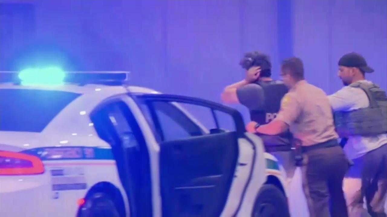 Miami Dade Officer Shot In West Miami-Dade