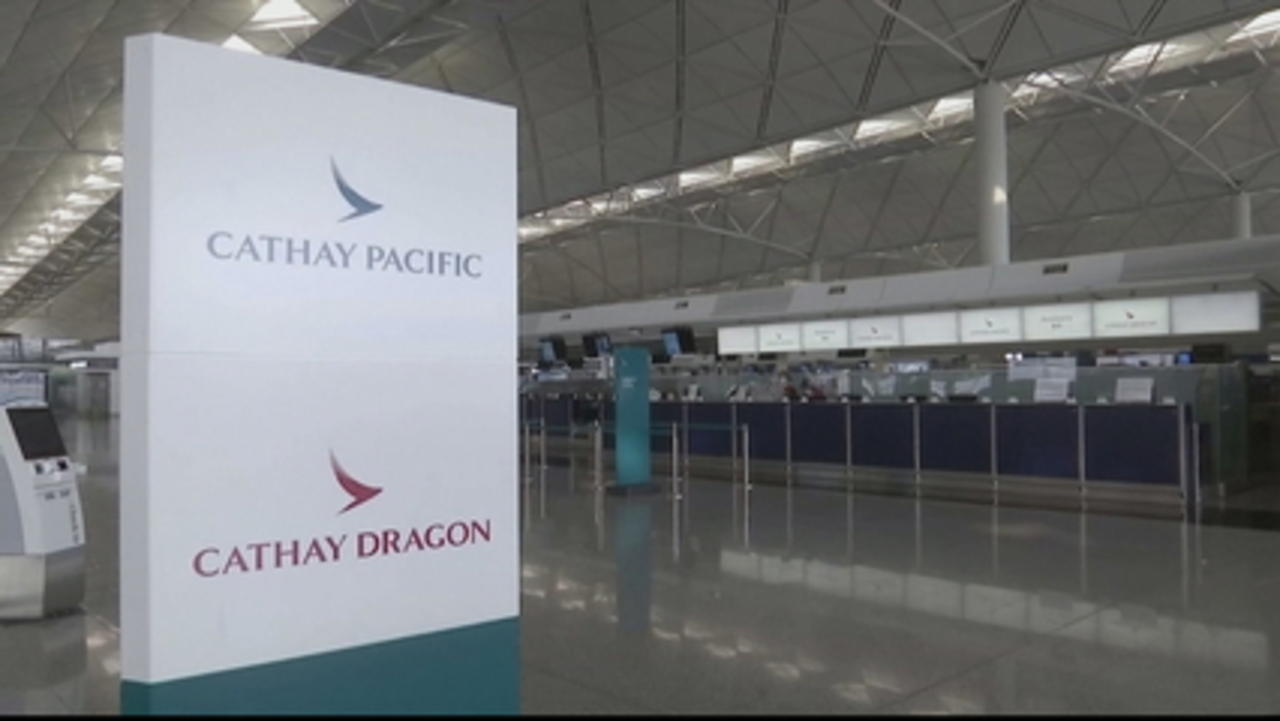 Hong Kong airline to cut thousands of jobs amid pandemic