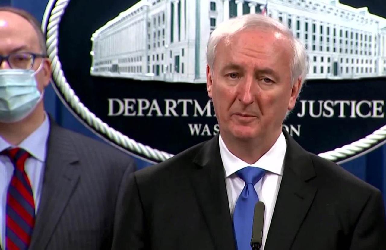 DOJ announces Purdue Pharma's plea deal in opioid probe