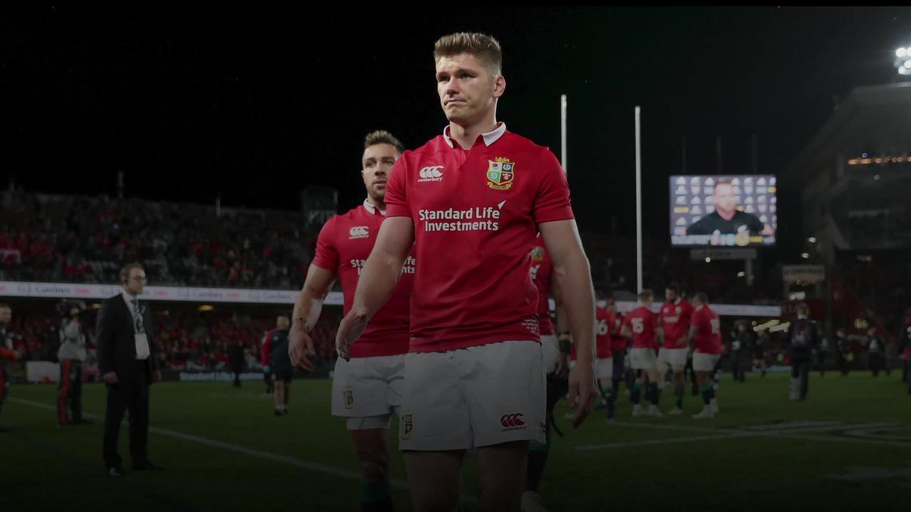 British and Irish Lions to play on home turf 2021
