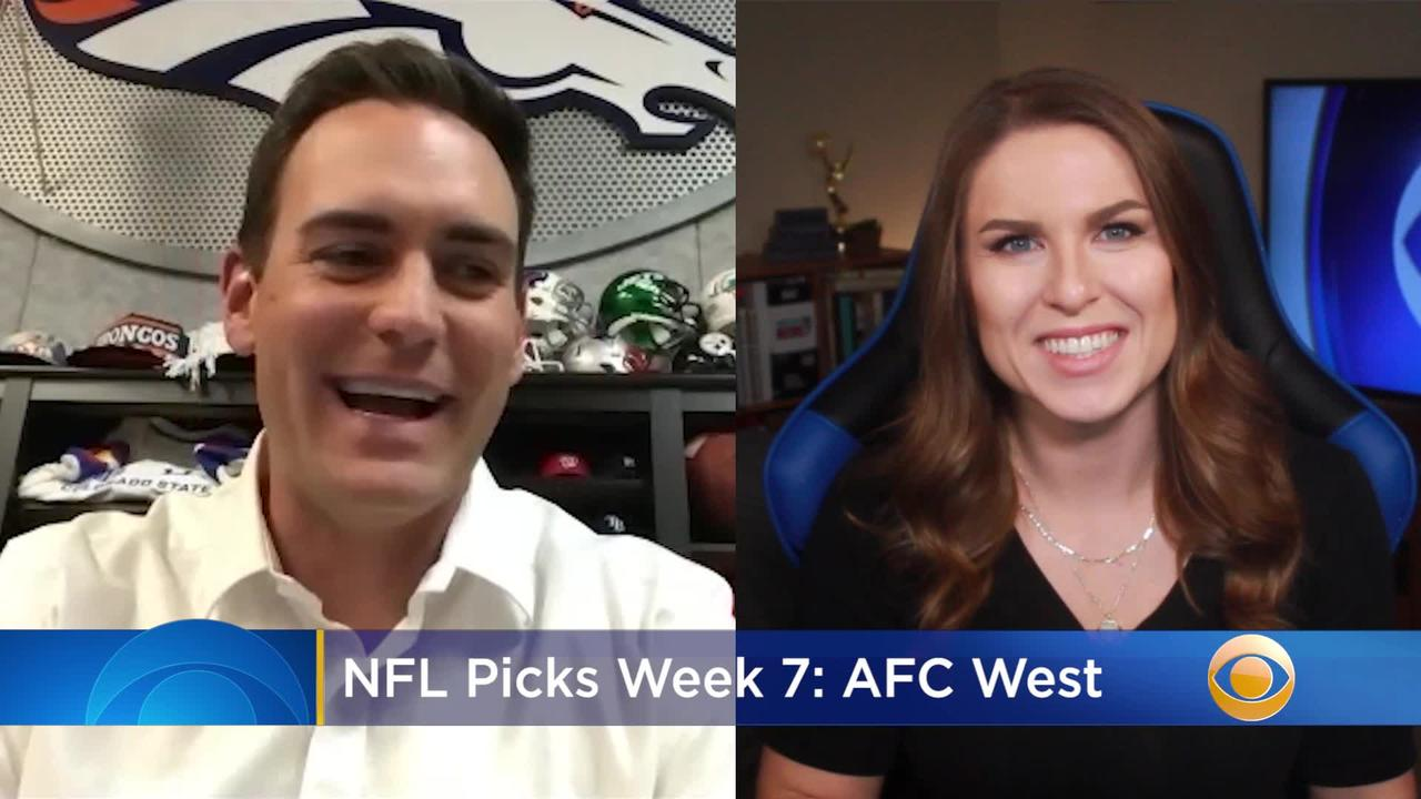 AFC West Preview Week 7: Can Broncos Continue Momentum Against Chiefs?