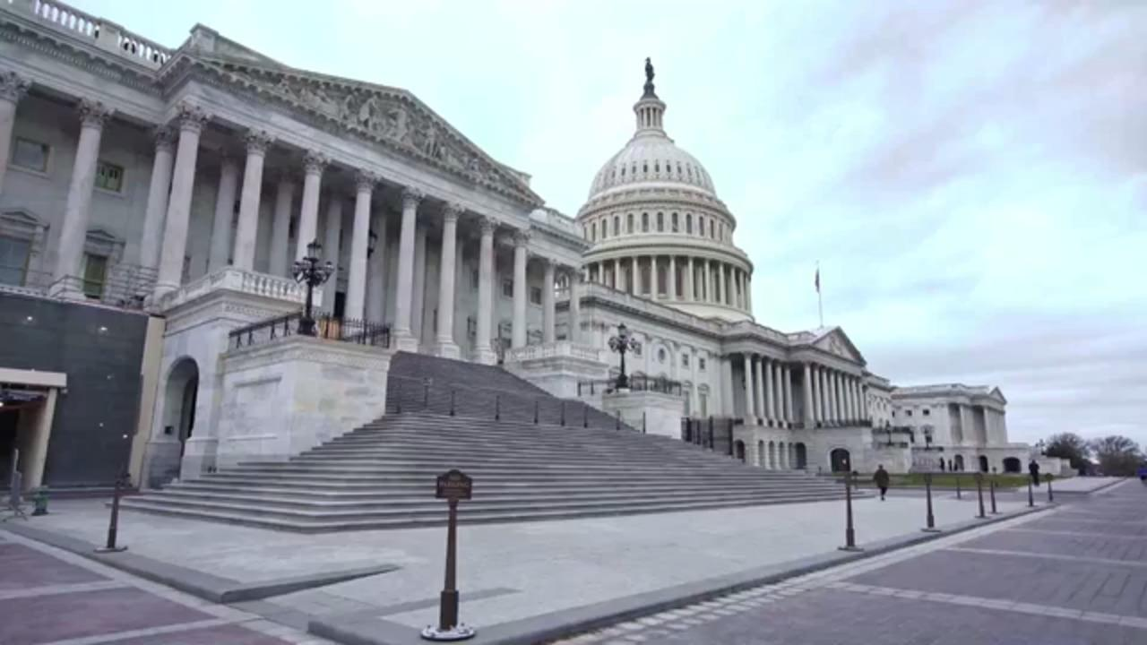 5 Senate Democrats break ranks in vote on PPP small-business loans