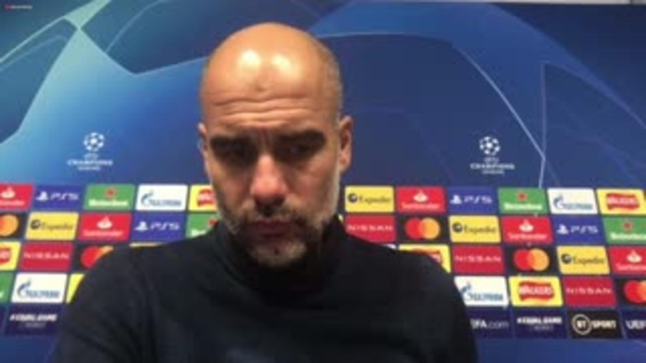 Pep: Fernandinho out for 4-6 weeks