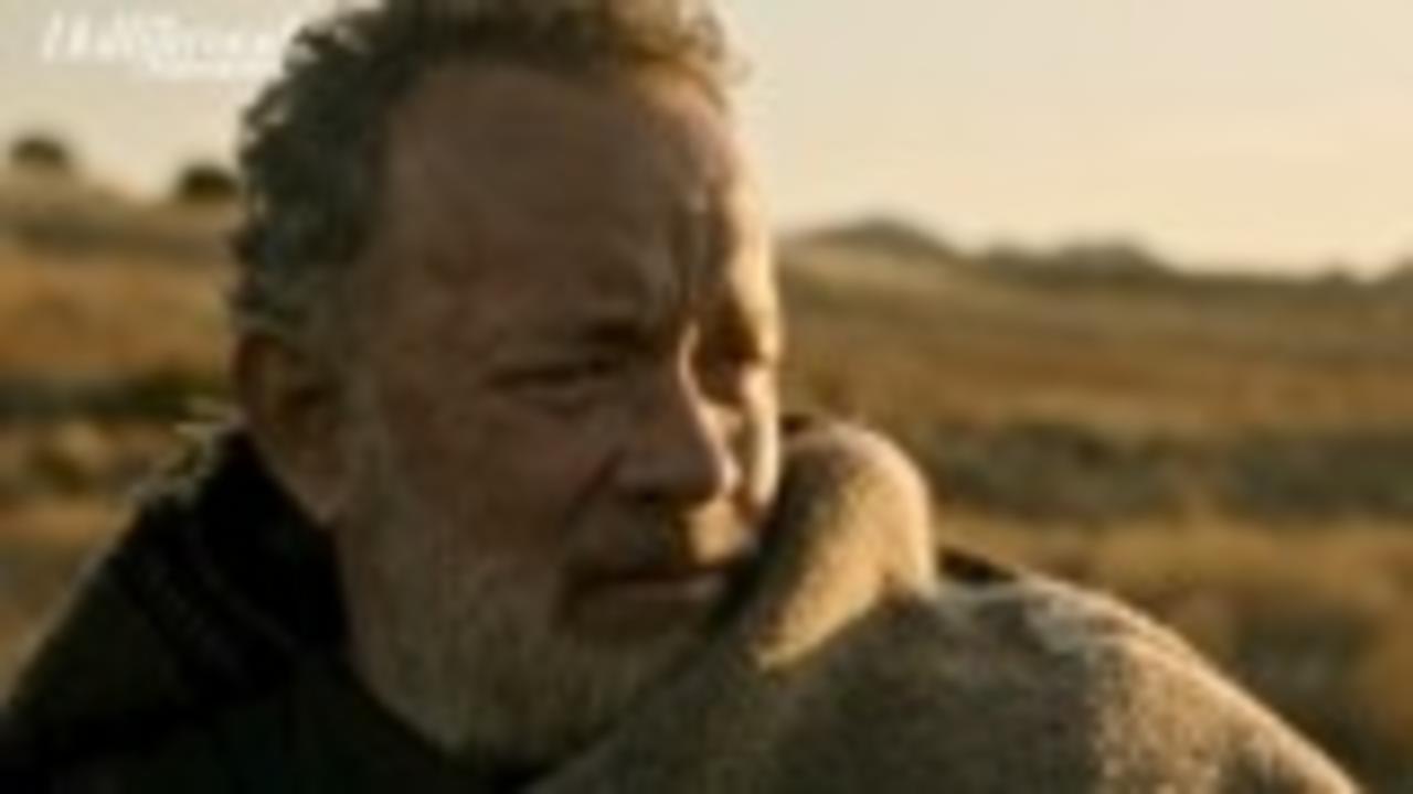 Tom Hanks Stars in Universal's 'News of the World' Trailer | THR News