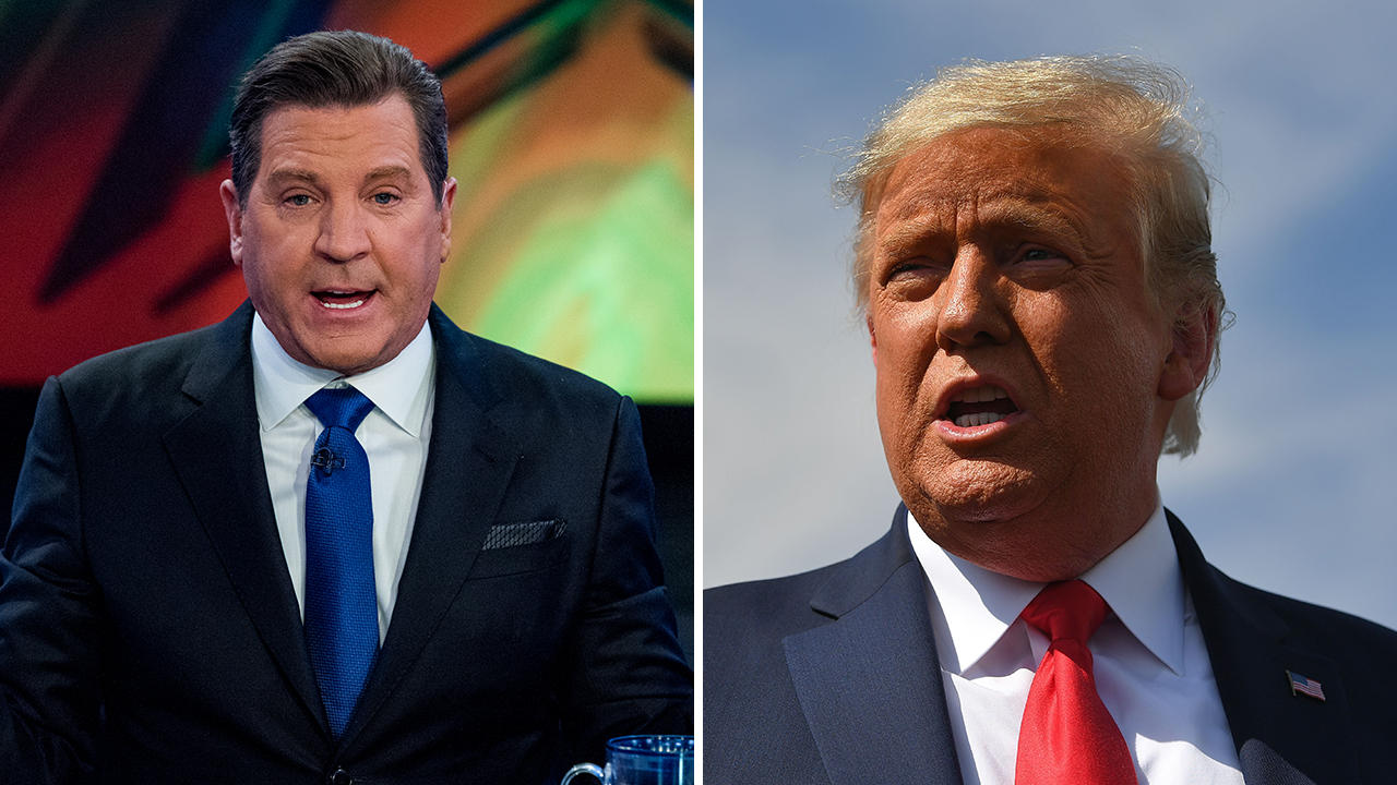 'Steaming mad' Trump tried to short Eric Bolling town hall post-'60 Minutes'