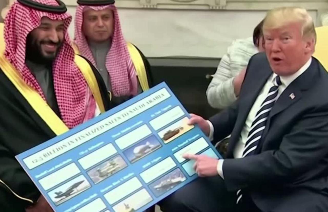 Honeymoon over? Biden win would reset Saudi ties