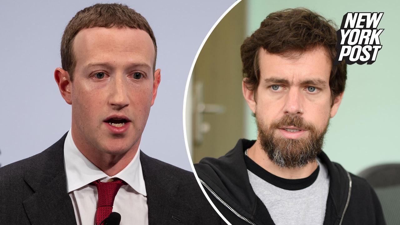 Senate subpoenas Facebook, Twitter CEOs over handling of Post's Hunter Biden story