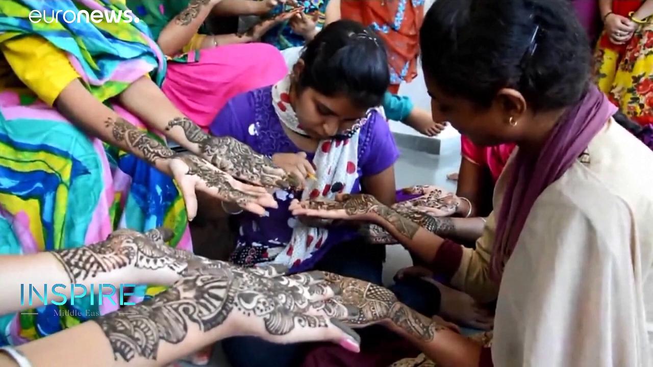 Emirati henna artist launches natural henna brand & rolls out 'risqué' designs
