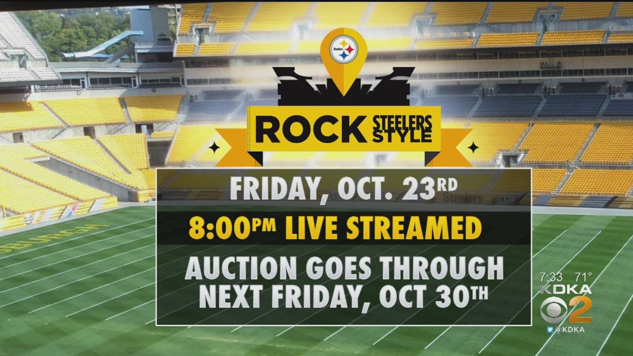 Steelers Biggest Fundraiser Event Taking Different Approach In 2020