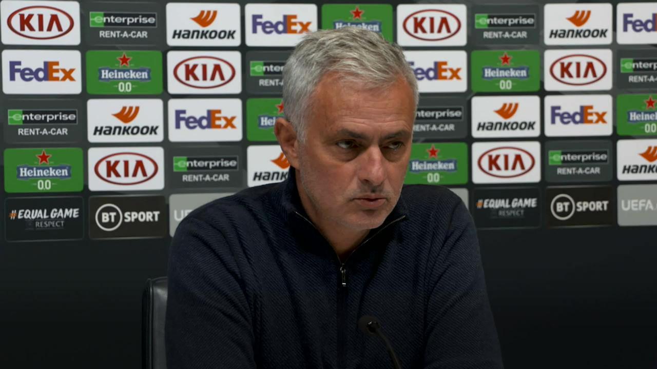 Mourinho promises more from Carlos Vinicius after impressive Tottenham bow