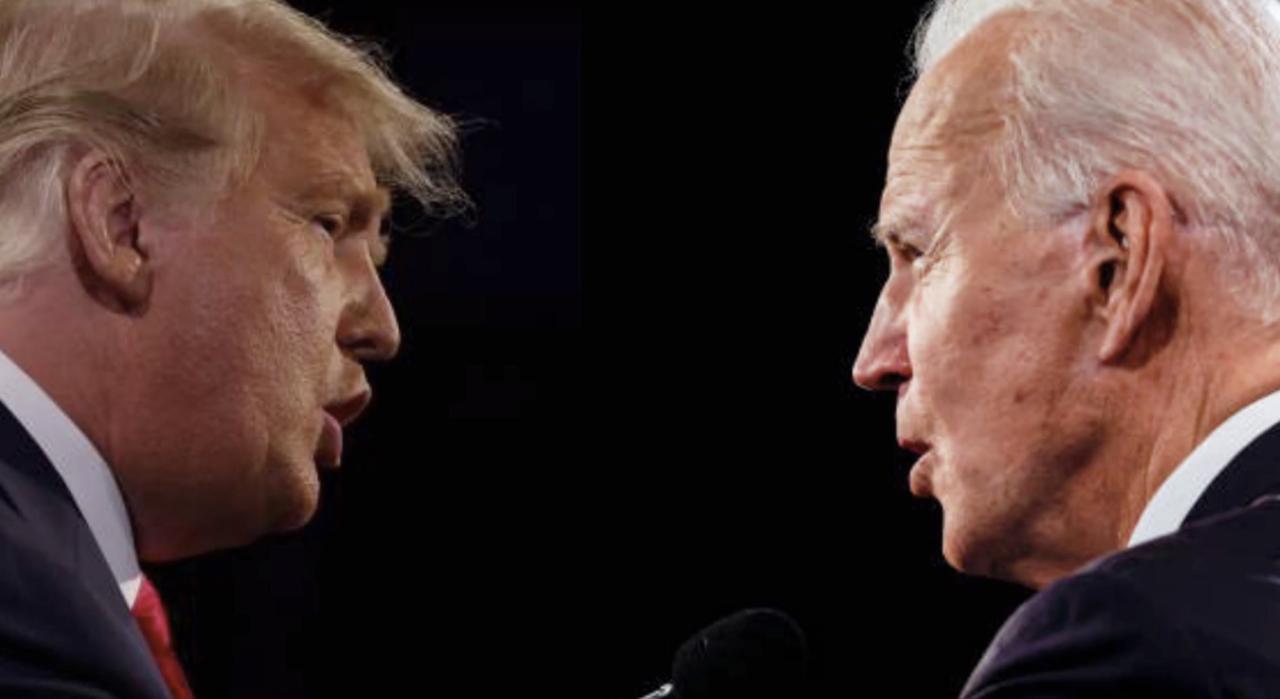 Trump and Biden Face Off in Final Debate
